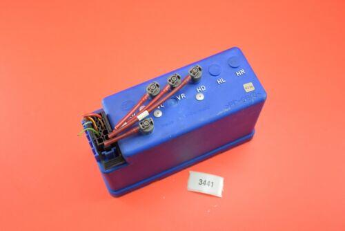 G#2 91-98 MERCEDES BENZ SOFT CLOSE CENTRAL LOCKING VACUUM PUMP 1408001848 OEM