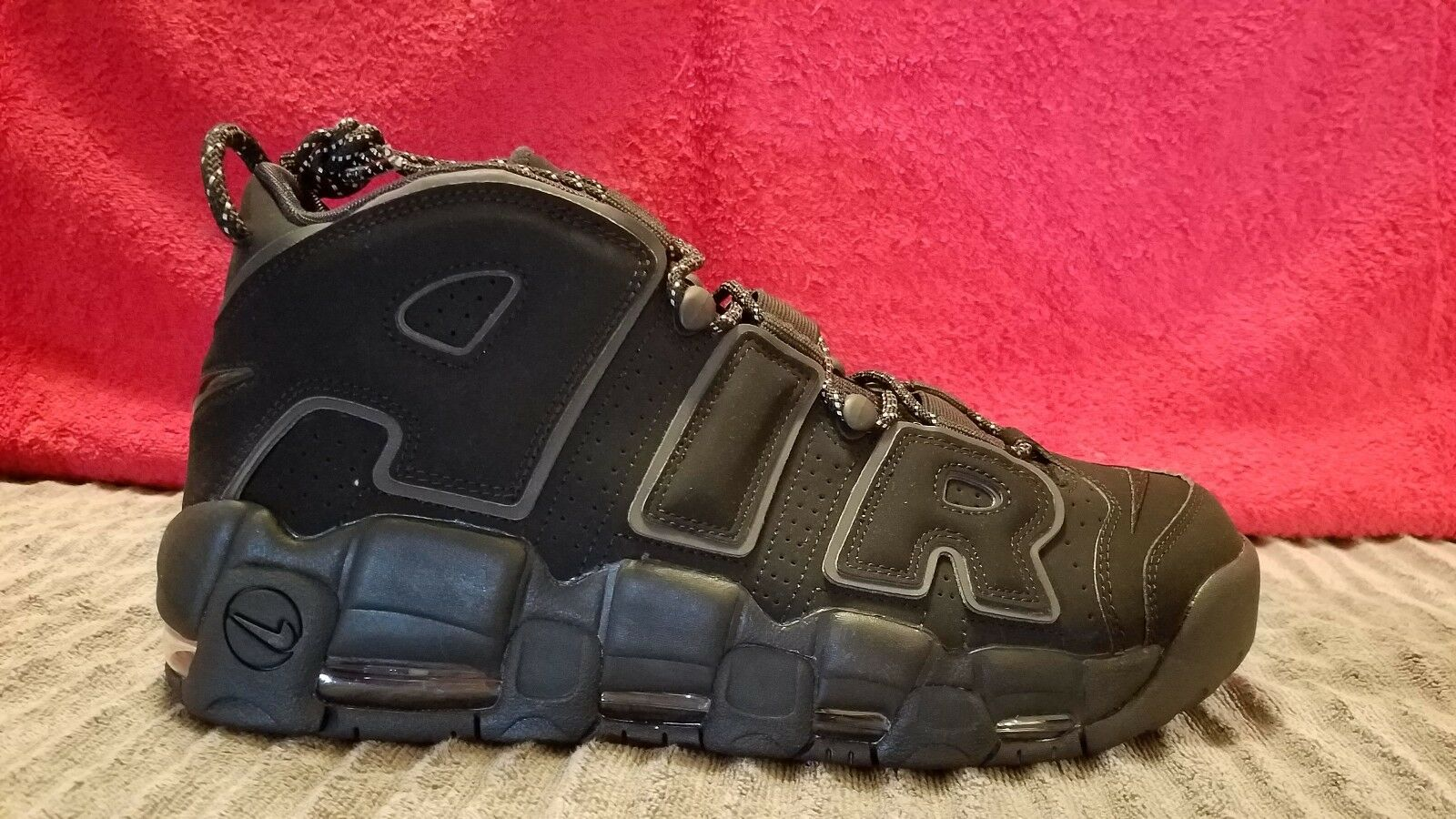Nike Air More Uptempo 414962-004 Size 11