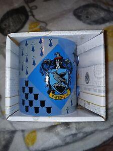 HARRY POTTER Wizarding World Ravenclaw Ceramic 14oz Mug - Brand new in box
