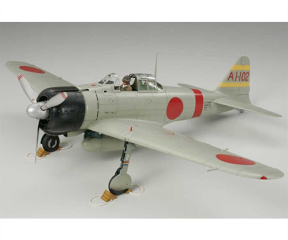 Tamiya 1:3 2 Mits.A6M2b Zero Fighter 21