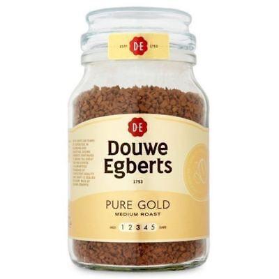 Douwe Egberts Pure Gold Freeze Dried Medium Roast Coffee 190g 8711000279472 Ebay