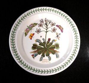 Beautiful-Portmeirion-Botanic-Garden-Venus-039-s-Fly-Trap-Dinner-Plate