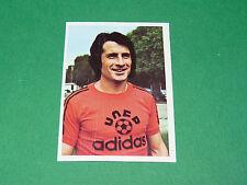 65 DELOFFRE AGEDUCATIFS PANINI FOOTBALL 1974-75 PARIS SAINT-GERMAIN PSG 74 1975