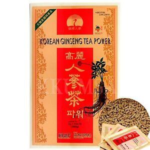 Asian ginseng tea