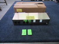 Marway Power Distribution Box Console Military Surplus Volt Input Output