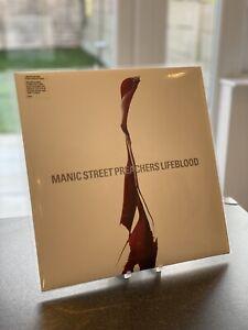 Manic-Street-Preachers-Manics-Lifeblood-12-Vinyl-LP-ULTRA-RARE-Holy-Grail