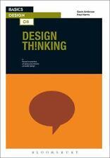 Basics Design 08: Design Thinking by Ambrose, Gavin; Harris, Paul