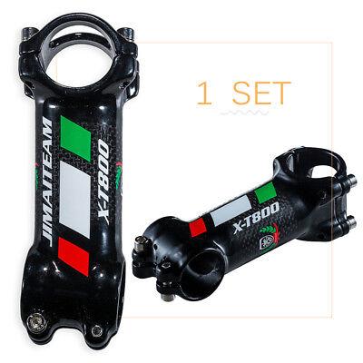 1xCarbon Fiber MTB Road Bike Bicycle Handlebar Stems 70//80//90// 100//110//120//130mm