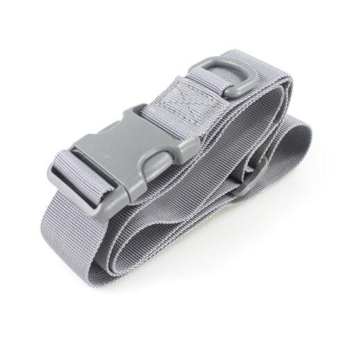 Tactical Outdoor utility Army Belt Nylon Webbing Men/'s Waistband Training Strap