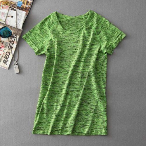 MAIJION 5 Colors Women Yoga Shirt for Fitness Running Sports T Shirt Quick Dry