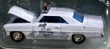 RACING CHAMPIONS 66 1966 CHEVY NOVA POLICE CAR KANSAS CITY MISSOURI CHEVROLET