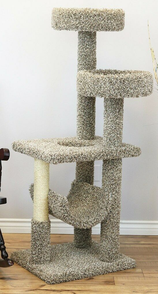 PREMIER LARGE CAT PLAY GYM - FREE SHIPPING IN THE UNITED STATES