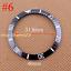 40mm-Red-Black-Blue-Green-Ceramic-Titanium-bezel-insert-fit-GMT-automatic-watch thumbnail 7