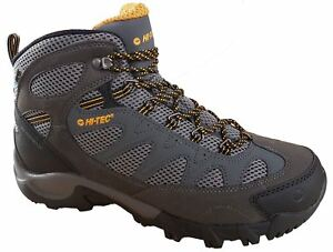 Charcoal tec Boots Cool Grey gold Hi Mens Hiking Gold cool Waterproof Grey Trailstone Charcoal gCwnqUY
