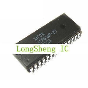 5PCS-X2864AP-25-Encapsulation-DIP-28-x8-Eeprom-Nuevo