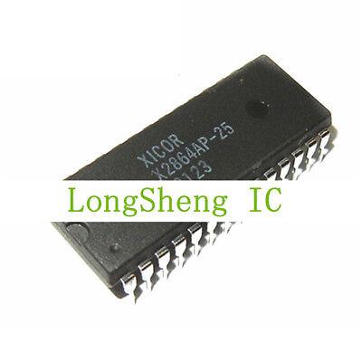 XICOR X2864AP-25 DIP-28 Integrated Circuit