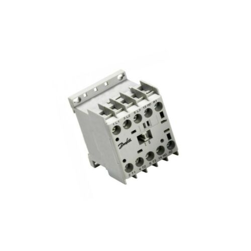 037H350132 Contactor4-pole Auxiliary contacts NC x2,NO x2 230VAC 10A  DANFOSS