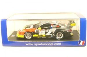 Porsche 997 Gt3 Cup H2 Pharma No.88 Carrera Paul Ricard 2013 (Henry Hassid)