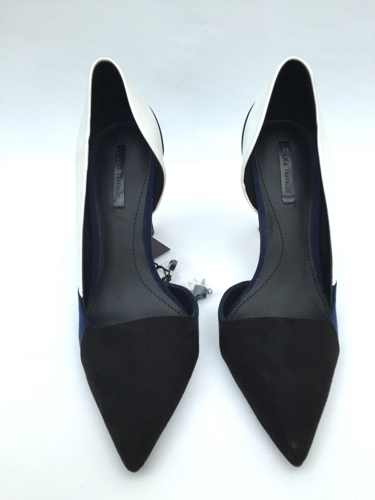 Zara Damen High Us7.5 Heels Pumps Größe UK5 EUR38 Us Us7.5 High eb669e