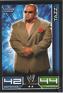 WWE Slam Attax Big Show Smackdown Trading Card