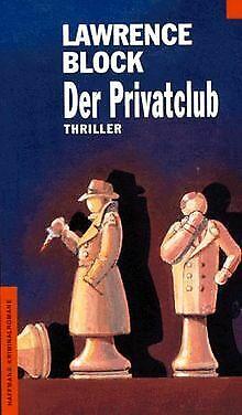 Der Privatclub. Ein Matthew-Scudder-Kriminalroman von La... | Buch | Zustand gut