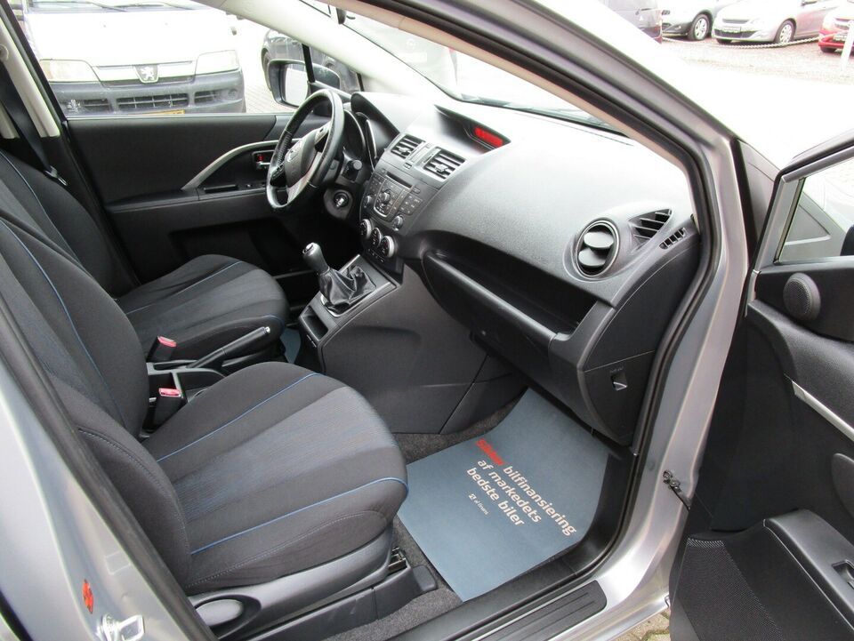 Mazda 5 2,0 Advance Benzin modelår 2012 km 181000 Koksmetal