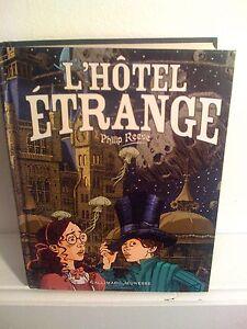 L'hôtel étrange - Philip Reeve - Gallimard Jeunesse
