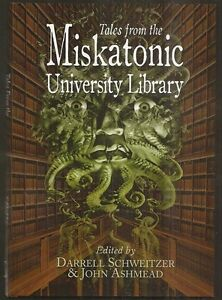 SCHWEITZER-amp-ASHMEAD-eds-Tales-from-the-Miskatonic-University-Library-Lovecraft