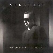 Music from L.A. Law & Otherwise by Mike Post (CD, Oct-1990, Polydor)