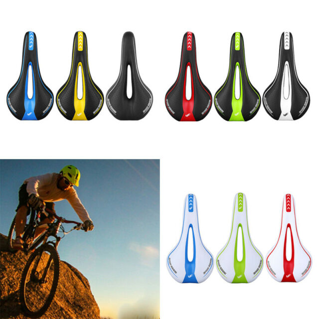Bike Cycling Seat Saddles Pad Mountain Road Sports Ultra-light Shock-absorbing
