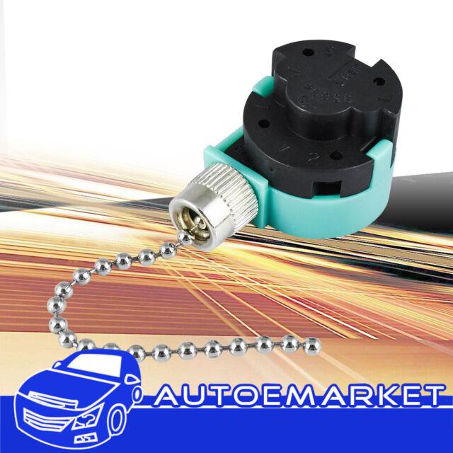 4 Wire Ceiling Fan 3 Speed Zing Ear Ze