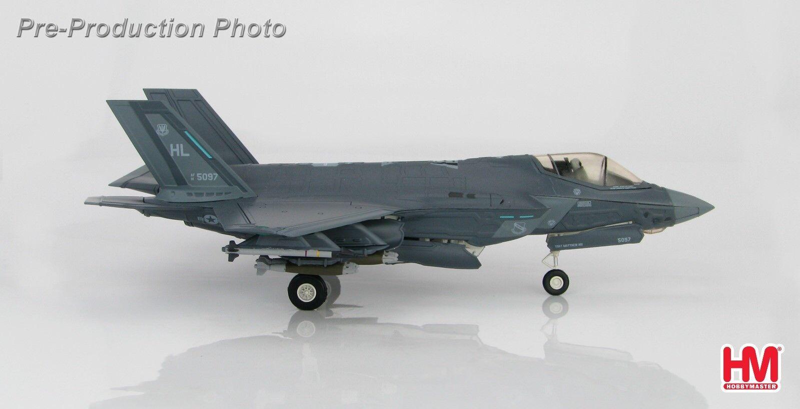 Hobby Master 172 Lockheed HA4413 Lockheed F-35A Lakenheath 2018 MIB
