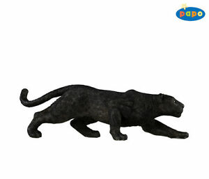 BLACK-PANTHER-LEOPARD-Replica-50026-FREE-SHIP-USA-w-25-Papo-Products