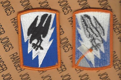 US Army 66th Aviation Brigade dress uniform patch m//e