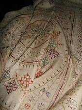 Antique Ottoman Gold Metallic Thread Embroidered Cover