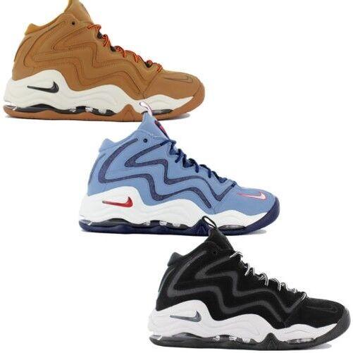 check out df9ae 7a381 Nike Nike Nike Air Scottie Pippen zapatos de los hombres zapatos de  baketball NBA 1 Retro
