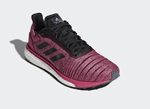 Adidas Solar Drive W AQ0339 Women Running Shoe Real Magenta Carbon ... 9de1bd689