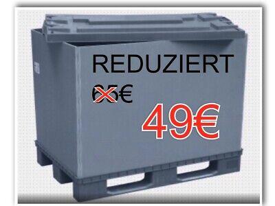 10x Palettenbox Eurobox Faltbox Container Palletbox 1200 X 800mm