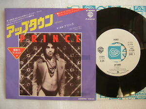 PROMO-WHITE-LABEL-PRINCE-UPTOWN-CRAZY-YOU-7INCH