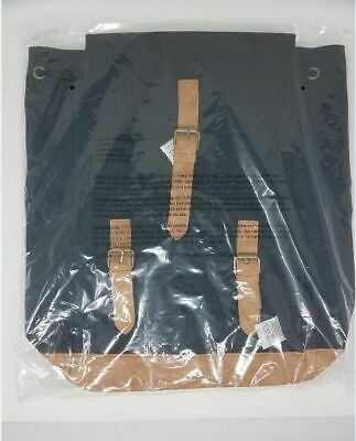 $29.50 J.M Black and Brown WECHTER DSW Exclusive Canvas Backpack