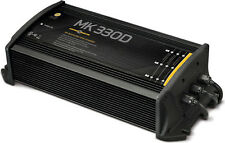 Minn Kota 330D MK-330D 3 Bank On-board Battery Charger With 30 Amps Total Output