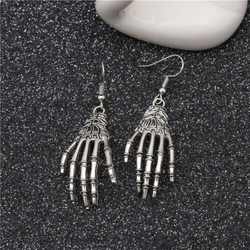 Creative Earrings Jewelry Accessories Rock Party New Style Halloween Charm Gift