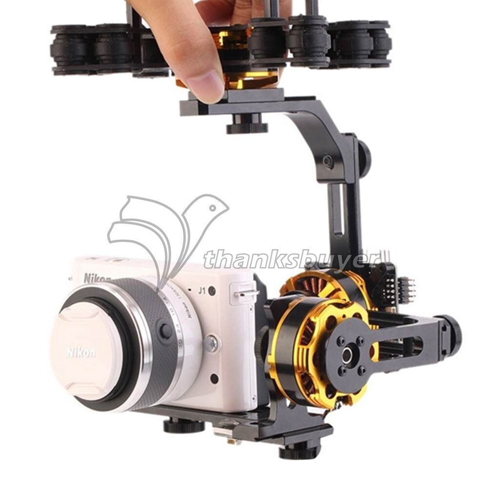 3 Axis Handheld Stabilizer Brushless Gimbal Vs Ms1 For