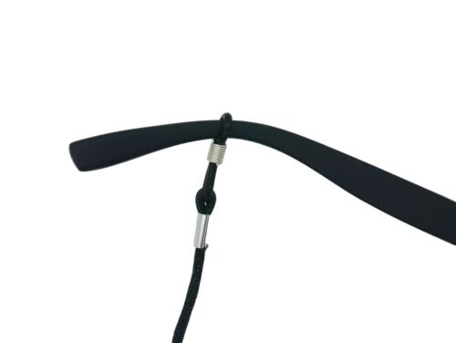GoOpticians Simple Black Cord Glasses Cord Necklace Glasses Cord Spectacle Chain