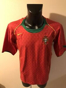 Maillot Foot Ancien Portugal Taille L