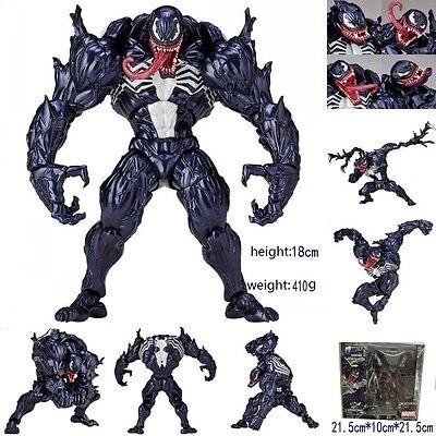 Venom Spider-Man Yamaguchi Katsuhisa Revoltech No.003 Kaiyodo Action Figure Toy