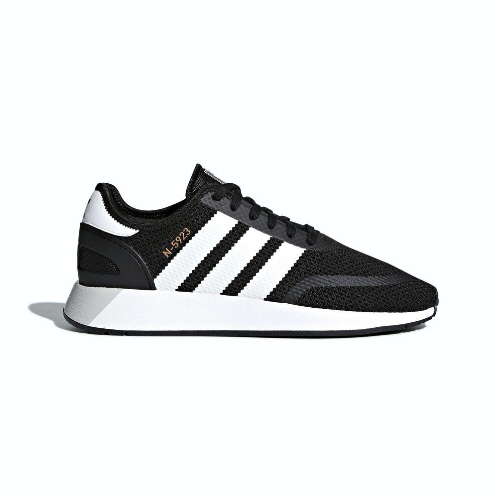 Adidas - N-5923 Iniki | CQ2337 - homme chaussures | noir / blanc / Gris