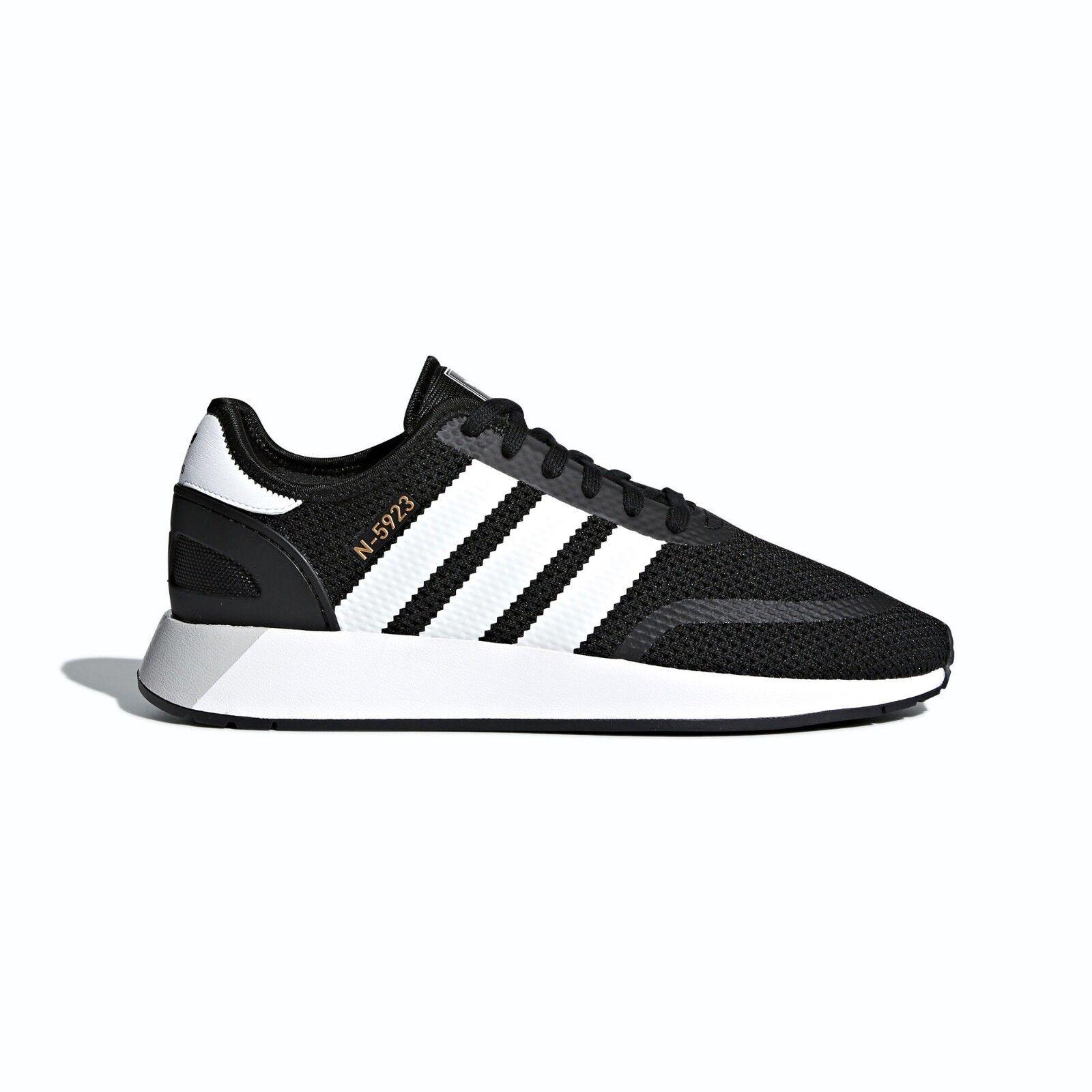 Adidas - - N-5923 Iniki   CQ2337 - - Mens Shoes   Black / White / Grey 284433