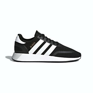 sports shoes 9d70a c0d26 Image is loading Adidas-N-5923-Iniki-CQ2337-Mens-Shoes-Black-