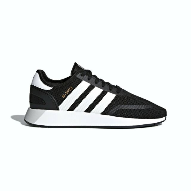 Adidas N 5923 Iniki | CQ2337 Mens Shoes | Black White Grey